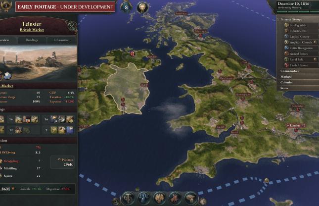 Victoria 3 : un nouveau jeu de stratégie signé Paradox