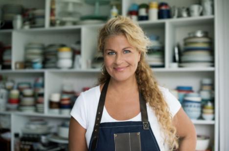 Mélanie Marchand, Artiste culinaire