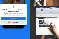 Facebook continue sa lutte contre la désinformation et se dote de nouveaux outils