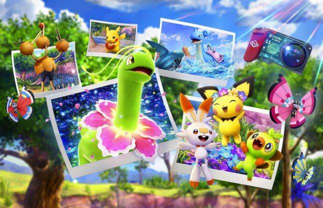 New Pokémon Snap est-il assez long?