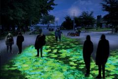 Art et technologie pour faire revivre l'histoire de Pointe-aux-Trembles