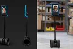 Assurez votre présence au travail sans y être grâce au robot québécois Holo