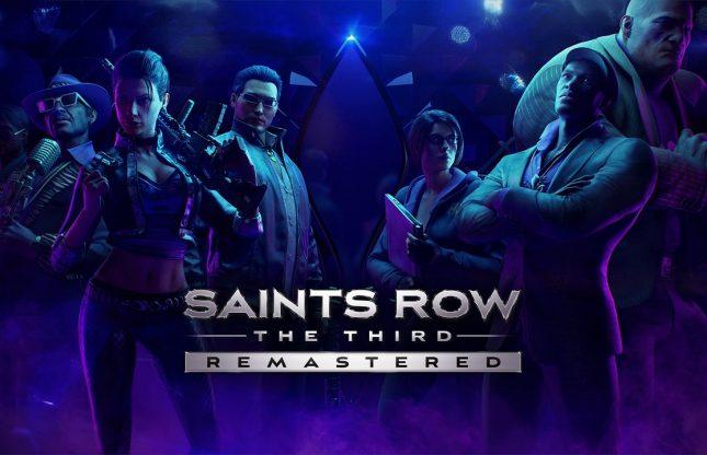 Saints Row: The Third Remastered annoncé