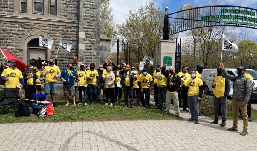 Les employés du cimetière dénoncent des négociations au «point mort»