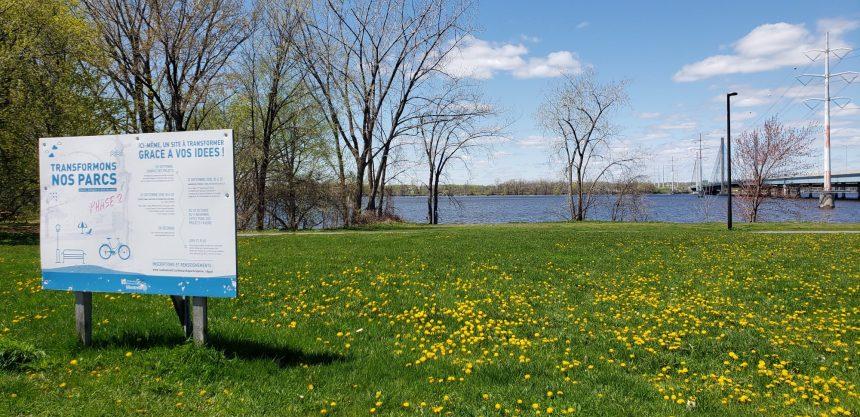 Prévus en 2019, les travaux au parc Ernest-Rouleau débuteront cet été