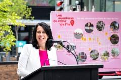 Terrasses et spectacles pour ramener les Montréalais au centre-ville
