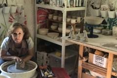 Bols du partage: la poterie solidaire de l'Ouest