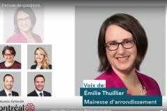 Les pour et les contre du conseil d'arrondissement virtuel