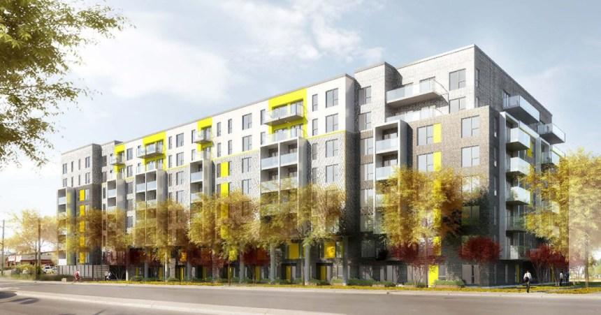 Saint-Laurent veut des logements sociaux
