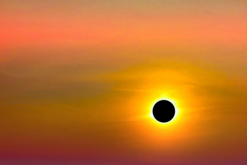 Observée à Montréal: une éclipse de Soleil aura lieu le 10 juin