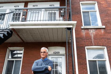 Éviction: un locataire garde son logement