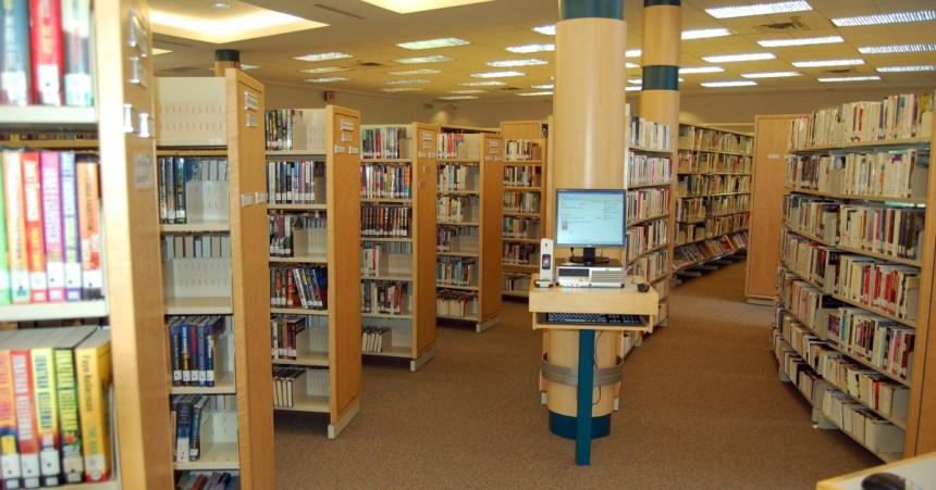 Plus de frais de retard à la bibliothèque de Dorval