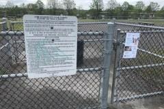 Travaux de réfection dans cinq parcs canins de Mercier-Hochelaga-Maisonneuve
