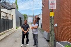 Ruelle verte: le Marché Laurier risque de perdre des fournisseurs