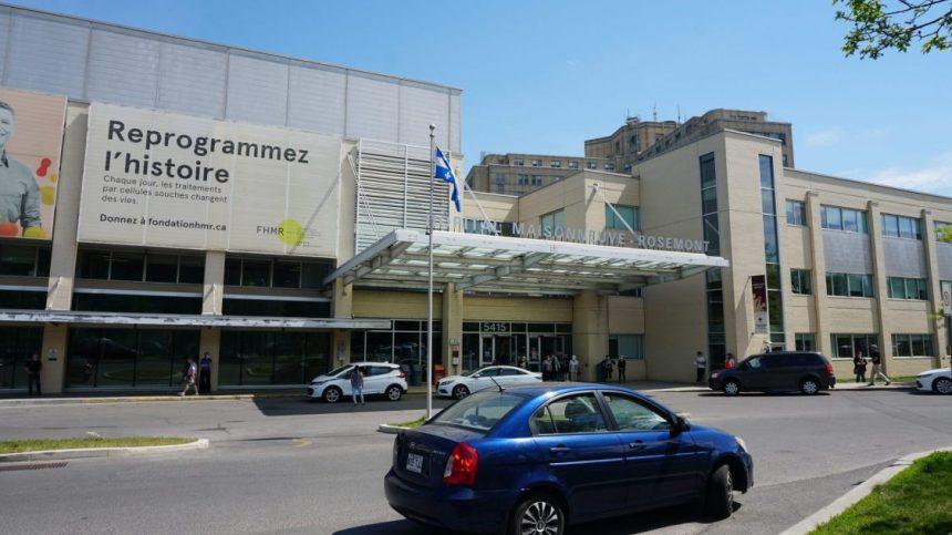 Hôpital Maisonneuve-Rosemont: le manque de personnel entraine une diminution de ses services