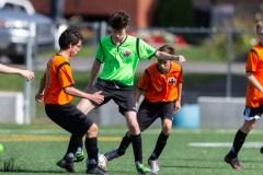 Saison de soccer, le coup d'envoi