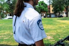 Plus de cadets policiers patrouilleront Saint-Léonard cet été