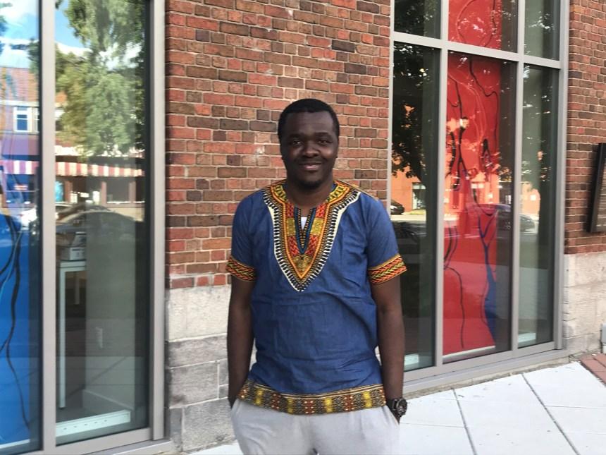 Moridja Kitenge Banza: son parcours d'artiste en exposition