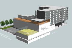 Modification réglementaire pour la réalisation d'une école primaire dans Griffintown