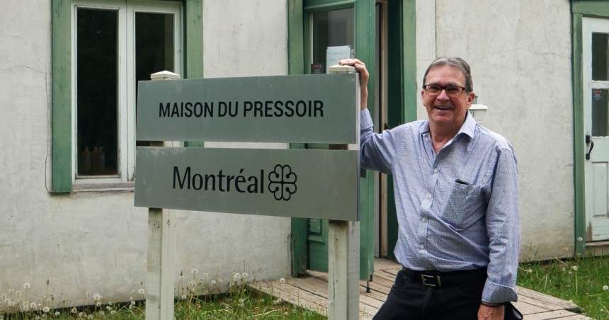 La maison du Pressoir, un musée pour une société d'histoire