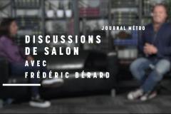 Discussion de salon avec Dominique Anglade