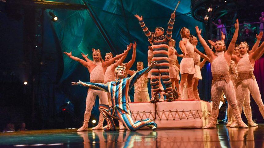 Le Cirque du Soleil de retour à Montréal au printemps prochain
