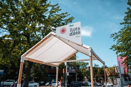 Le «bixi du télétravail»: Aire commune inaugure un réseau d'espaces de travail en plein air