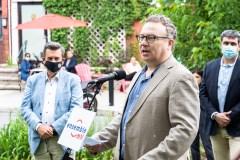 Élections: un tiers parti s'allie avec Denis Coderre dans Outremont