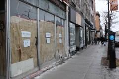 Quand les artistes investissent les locaux vacants de Montréal