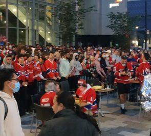 Le Canadien à une victoire des finales de la Coupe Stanley