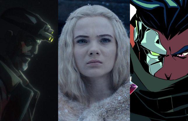 Netflix Geeked : Splinter Cell, Castlevania et plusieurs autres séries télé pour Netflix!