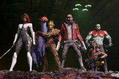 Rock'n'roll et trip spatial déjanté, Eidos Montréal annonce «Marvel's Guardians of the Galaxy»