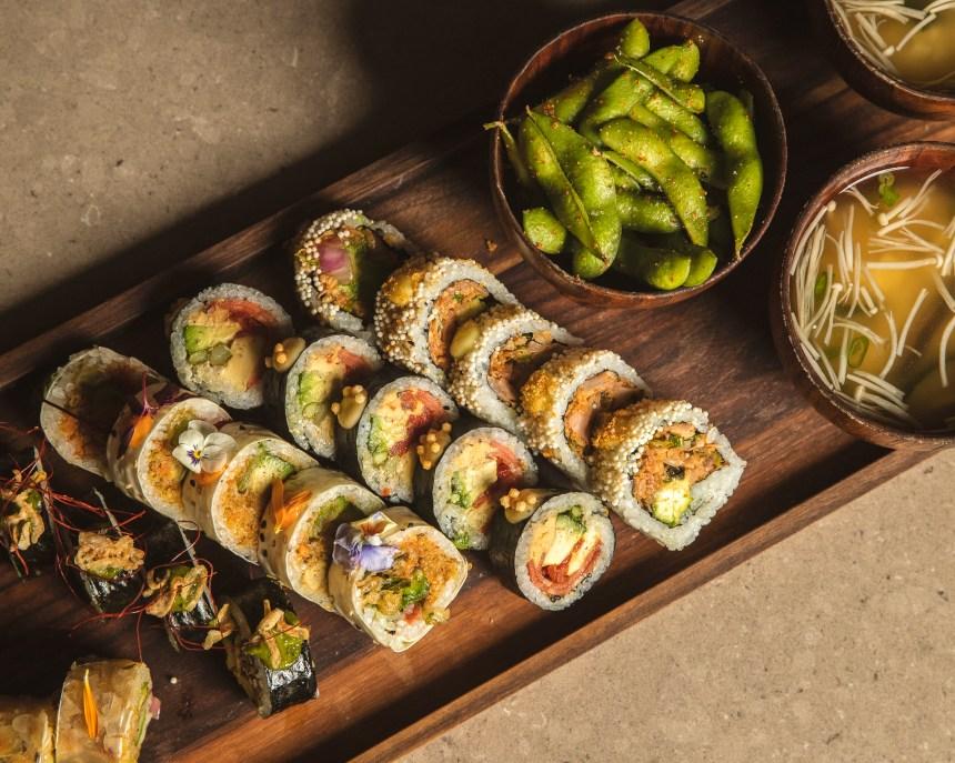 Sushi Momo fait peau neuve