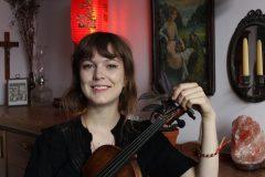 Marie Nadeau-Tremblay: une violoniste amoureuse de la musique baroque