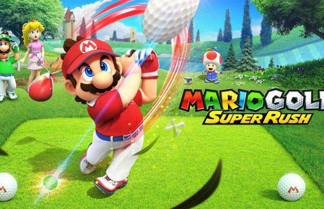 Critique – Mario Golf: Super Rush