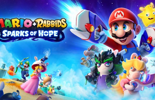 Mario + Rabbids: Sparks of Hope officialisé avant l'heure
