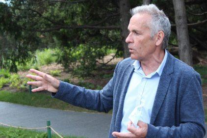 Une bataille de plantes se livre au Jardin botanique de Montréal