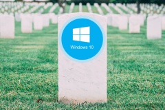 Microsoft annonce la date où il cessera le support de Windows 10 et où on devra migrer vers un nouveau système