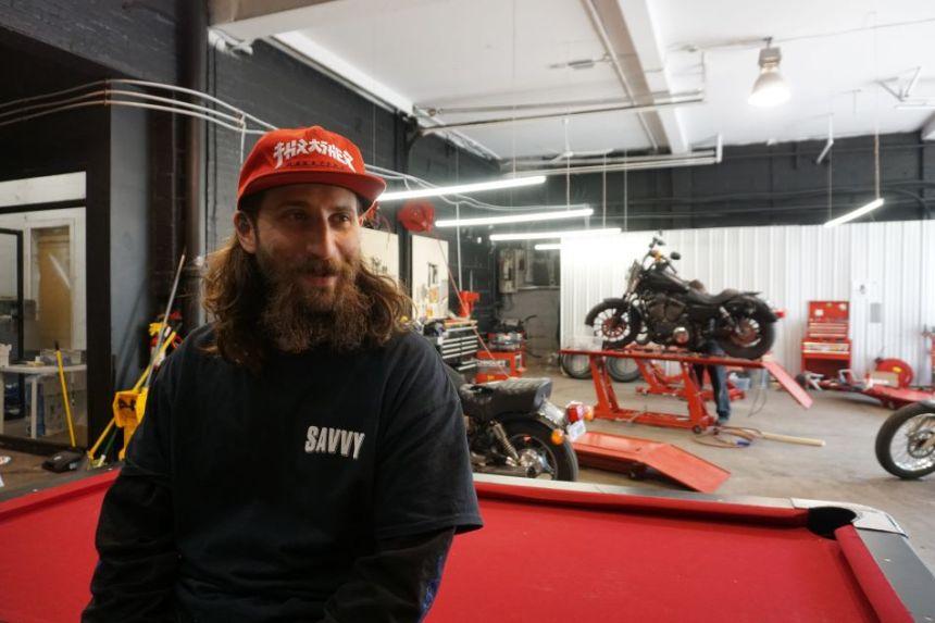 Idle: le premier café-garage moto du Québec