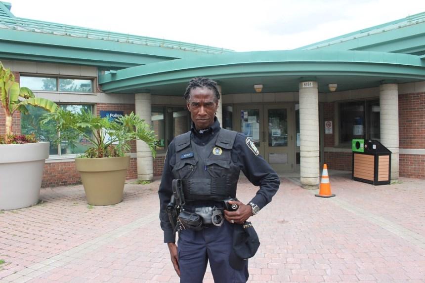 Gary Pétion: 25 ans de police communautaire