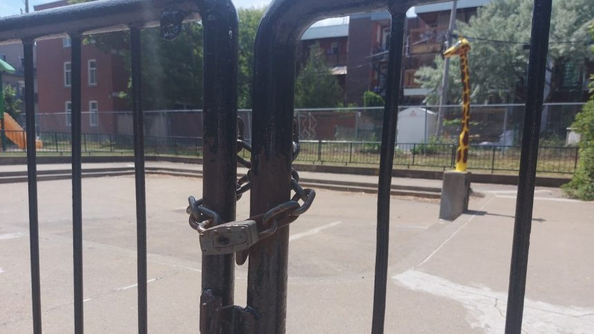 Deux pataugeoires de MHM demeureront fermées cet été