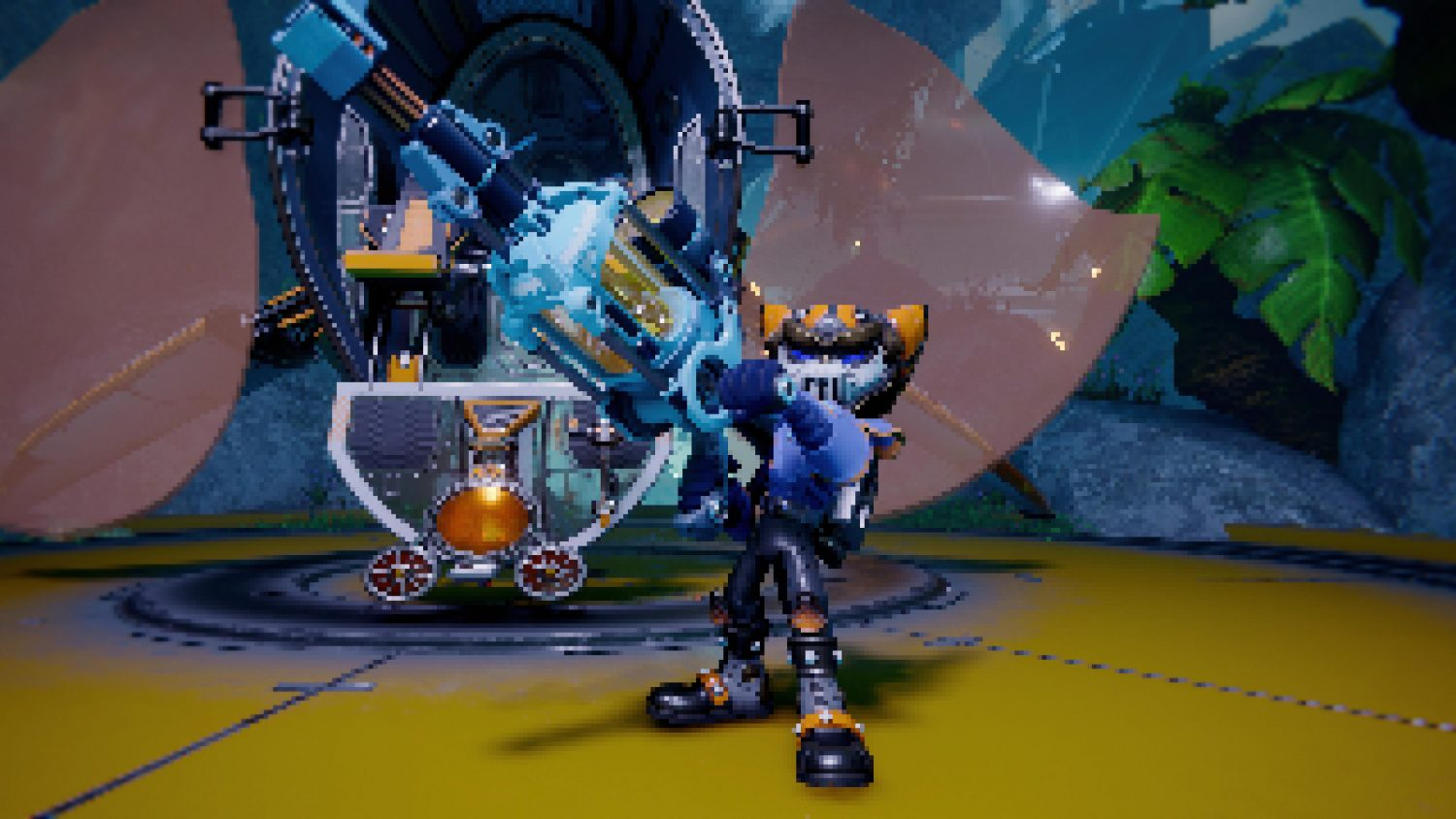ratchet and clank rift apart photo mode 5