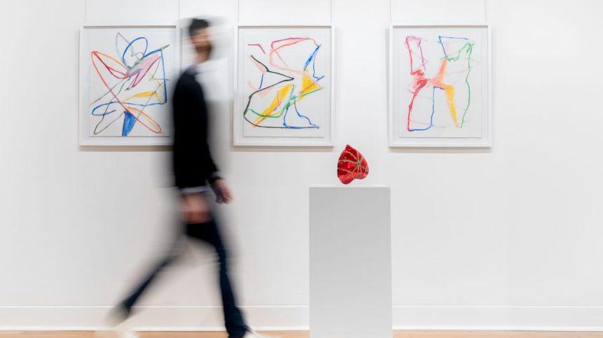 Quatre parcours d'art contemporain pour célébrer Galeries Week-End