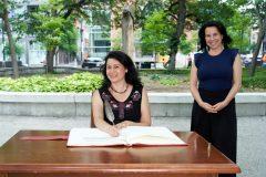 Montréal rend hommage à Nakuset pour son dévouement envers les plus démunis