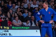 Jeux olympiques: c'est la fin pour le judoka Antoine Valois-Fortier