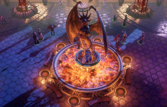 Pathfinder: Wrath of the Righteous sur consoles cette année