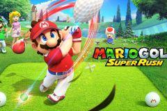 Mario Golf Super Rush fait son retour sur nos télés après dix-sept ans d'absence