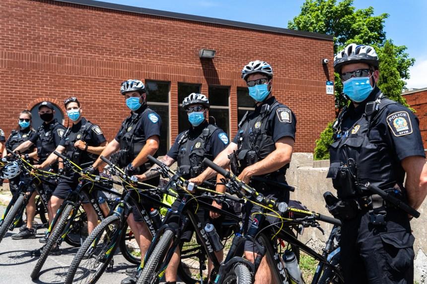 En patrouille avec les agents du MAP dans le nord-est de Montréal