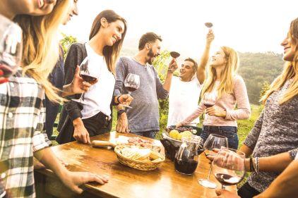 Vins et plaisirs: pour des plats festifs!