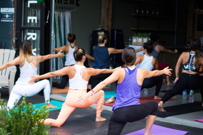 5 bienfaits insoupçonnés du yoga